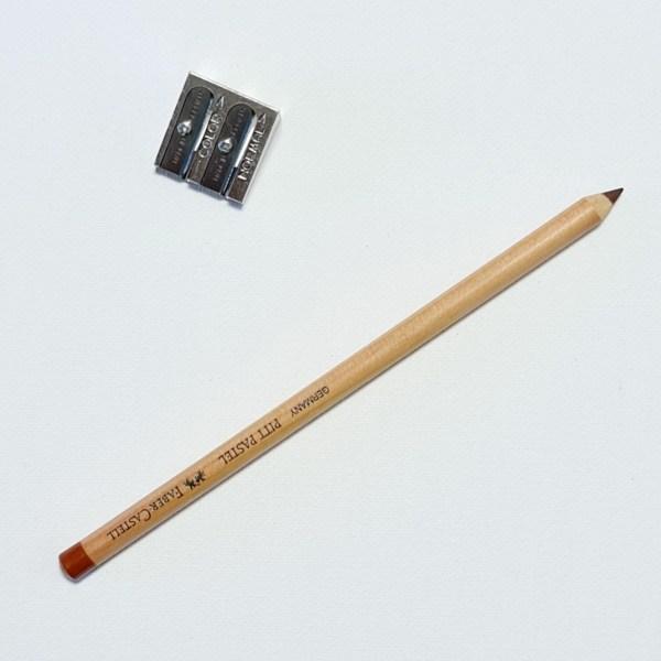 עיפרון פיט מחדד כפול
