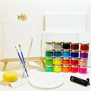 קיט ציור בצבעי גואש