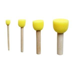 Set of 4 sponge top