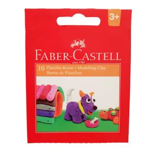 Качественный пластилин Faber Castell