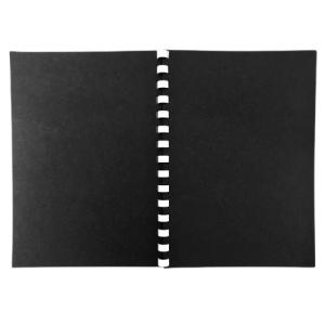 בלוק רישום שחור A5