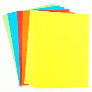 נייר צבעוני