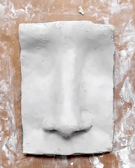 Nose sculpting exercise