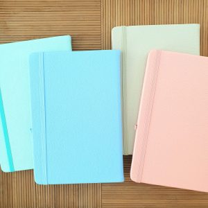 Notebook lines A5