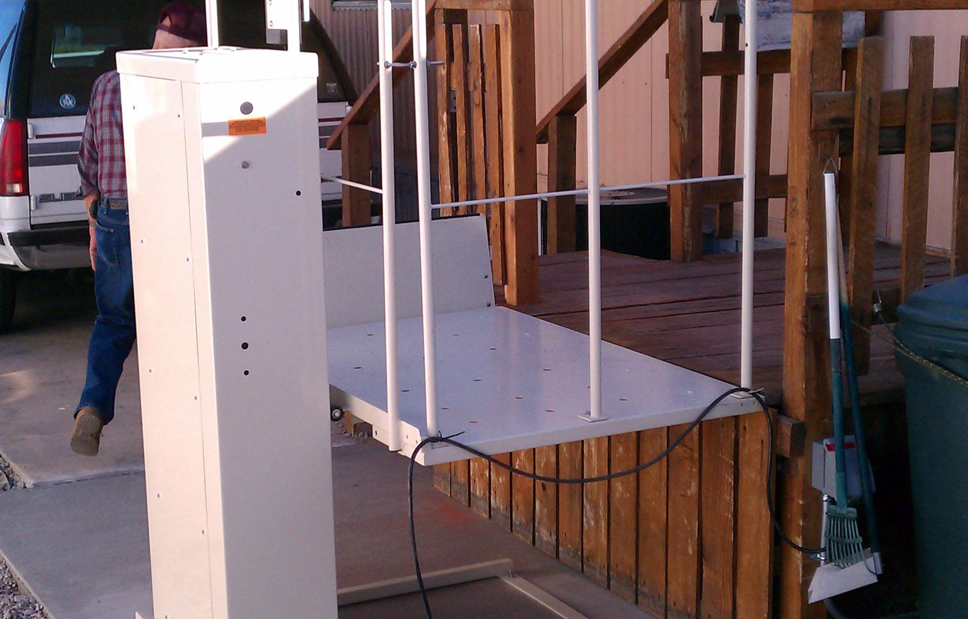 access industries porch lift wiring diagram 2001 chevrolet malibu radio lifts chermac builders
