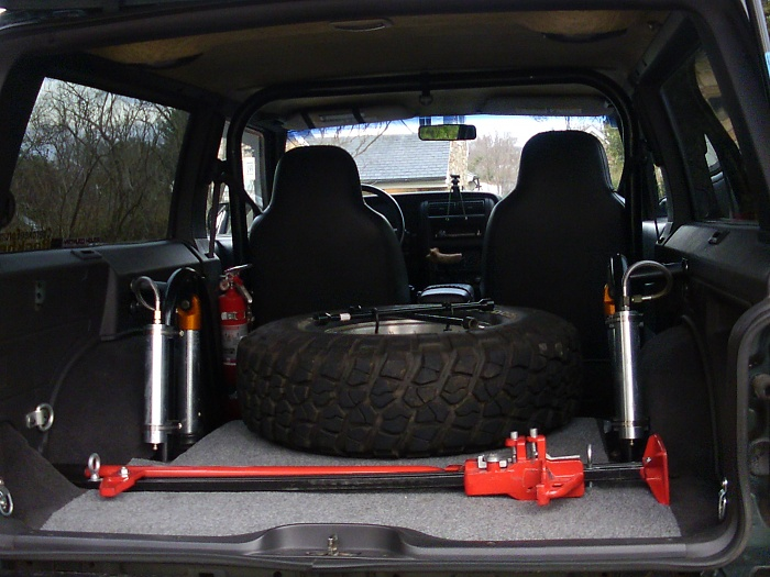 Jeep Xj Interior Mods