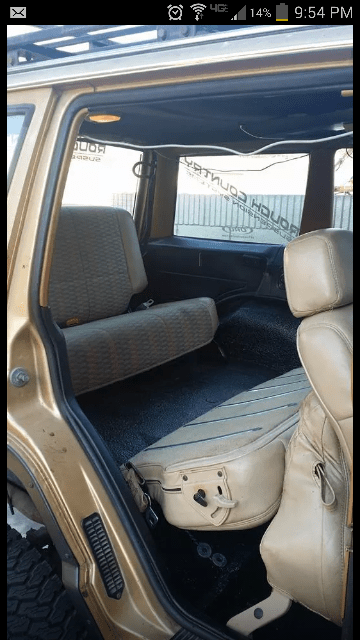3rd Row Jeep Wrangler : wrangler, Jeep:, Jeeps, Third, Seating