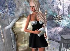 """""""Anastasia Dress"""" By S&B"""