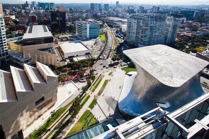 Y la zona más cara de la Ciudad de México es...