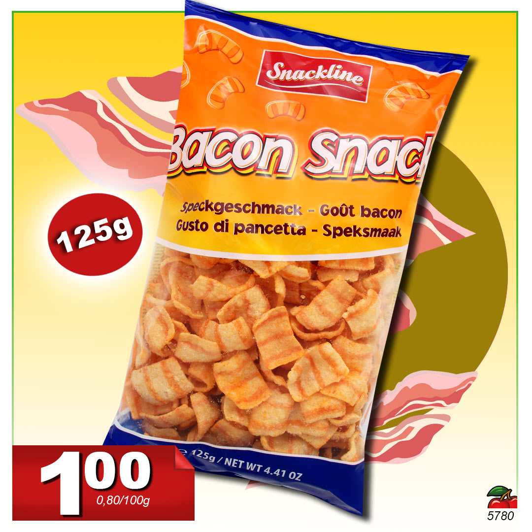 Bacon Snack,125g