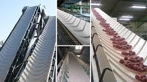 CHERRY Chevron Conveyor Belts   www.CherryBelts.com