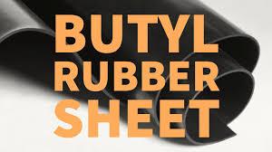Butyl Rubber Sheet 1