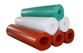 Silicone Rubber Sheet 1