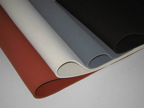 Silicone Rubber Sheet 3
