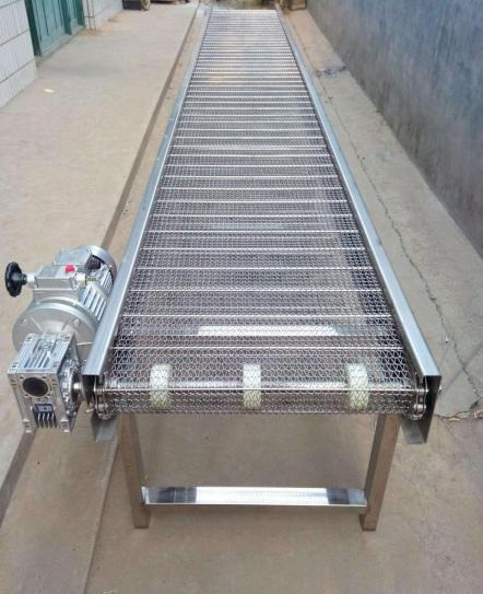 SS WIRE MESH, STAINLESS STEEL WIRE MESH CONVEYOR BELT 2