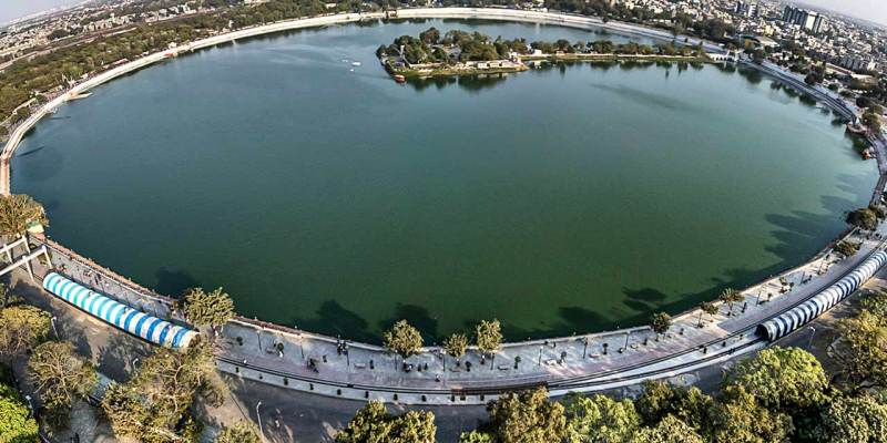 KANKARIA LAKE- AHMEDABAD