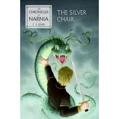 The Chronicles Of Narnia Silver Chair White Leather Armless 6