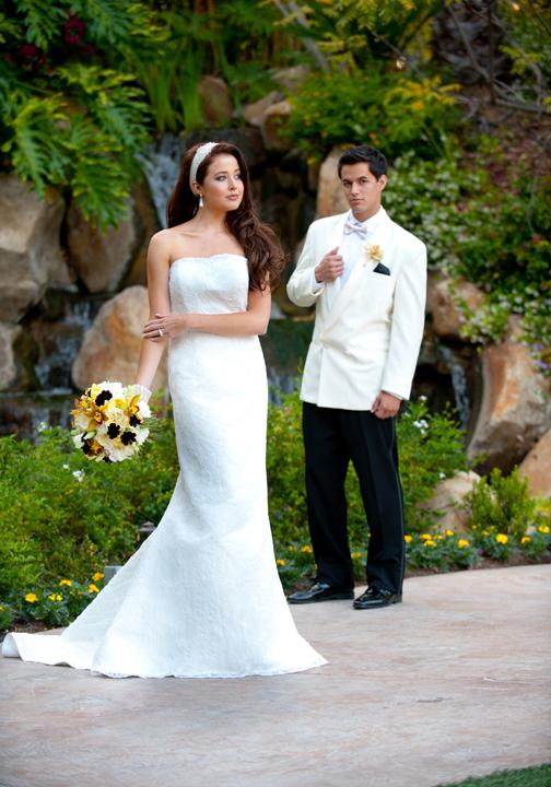 San Diego Style Wedding Photo Shooting 2013  Cherry