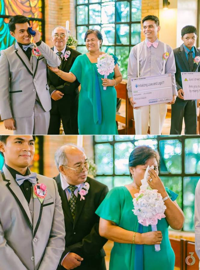 Melo&Ren Wedding by CamZar Photo_44