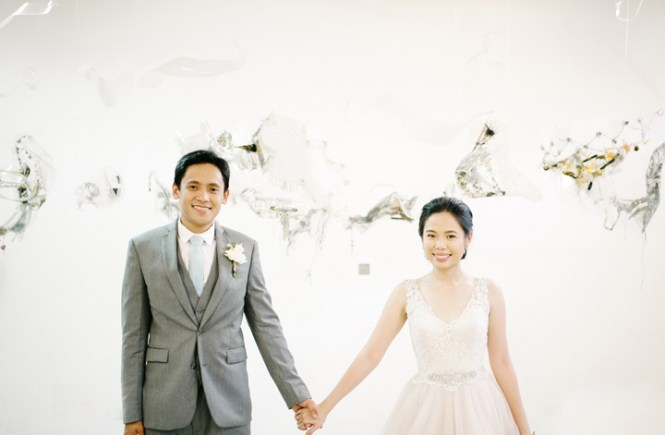 Diy wedding archives wedding blog cherryblossoms and faeriewings when i heard that todays lovely couple cip and jessie wed in pinto art museum i knew i was in for a treat and oh boy i was not disappointed junglespirit Choice Image