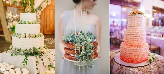 17 Wedding Cake Trends We Absolutely Love