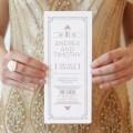 The roaring 20s great gatsby wedding theme wedding blog