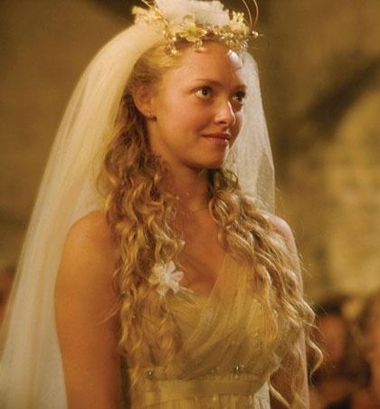 AMANDA SEYFRIED as Sophie Sheridan in the musical romantic comedy ?Mamma Mia!?