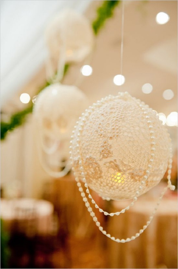 Lace and Pearls Wedding 6
