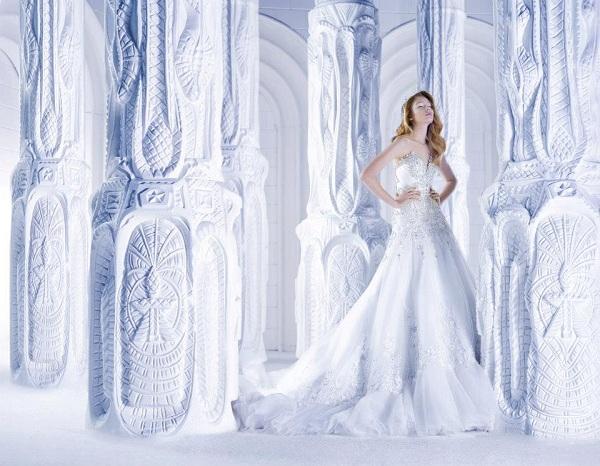 Michael Cinco Spring 2013 Bridal 12
