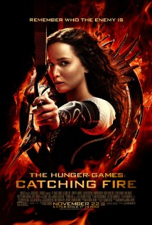 Movie Monday: The Hunger Games: Catching Fire