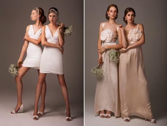 Babushka Ballerina Bridesmaid 13
