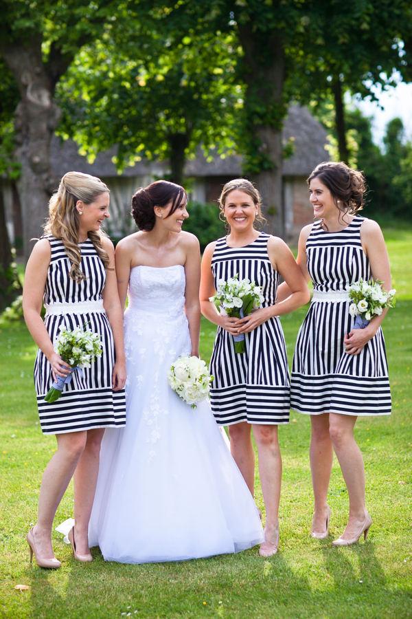 Bridesmaids - Stripes