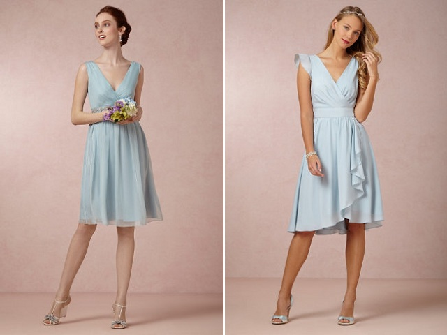 BHLDN Color Bridesmaids 8