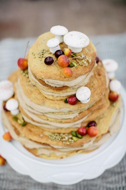 2 Pancake Cake