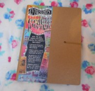New Dylusions Art Journal