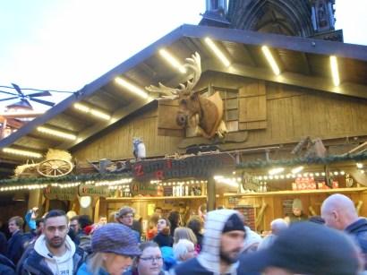 Singing Moose