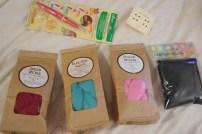 New supplies
