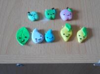 Fimo Fruit charms