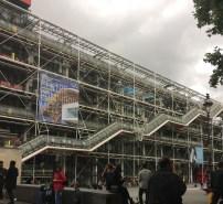 Pompidou Centre in Paris