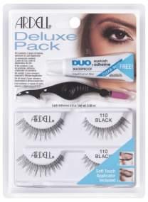Fashion Deluxe Kit Lashes 110 Black