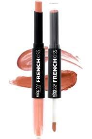 French Kiss Lipstick & Lip Gloss - Nude