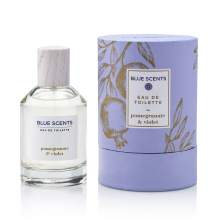 Eau de Toilette Pomegranate & Violet 100ml