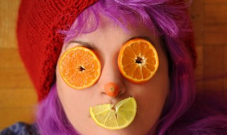 Orange ya glad? By : Flood G.  under : CC