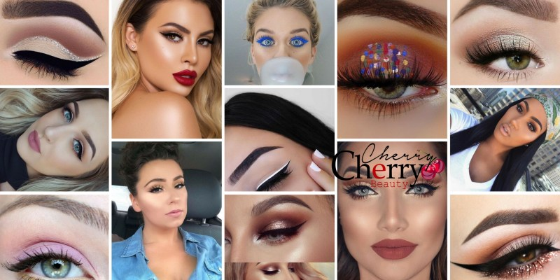 21 Simple Makeup Looks to Copy in 2017