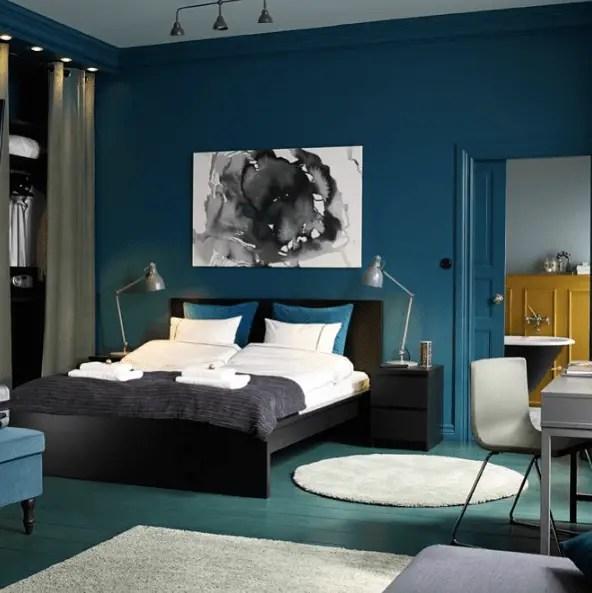 Beautiful Blue Bedrooms 8