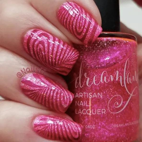 Pretty Pink Nail Inspiration 7
