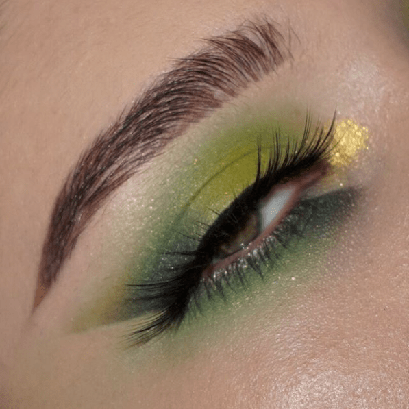 Makeup for St Patricks Day 14