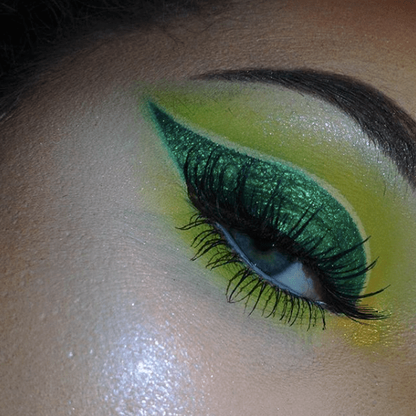 Makeup for St Patricks Day 23