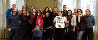 Rights & Democracy Movement Politics Training Group