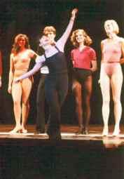 chorus dance